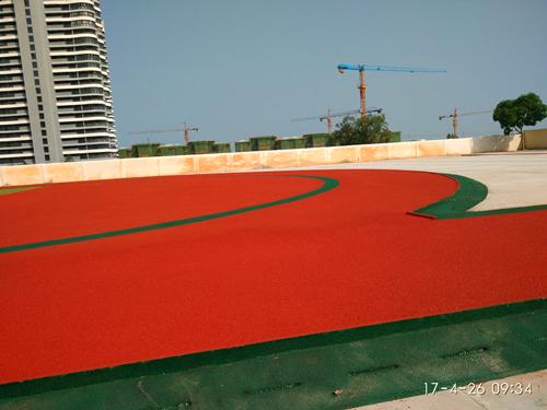 塑胶跑道建设检测
